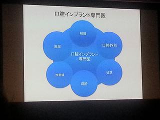 講演内容のスライド一部